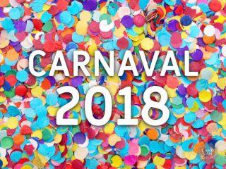 Carnaval morgen!